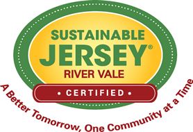 Sustainable Jersey River Vale certified logo